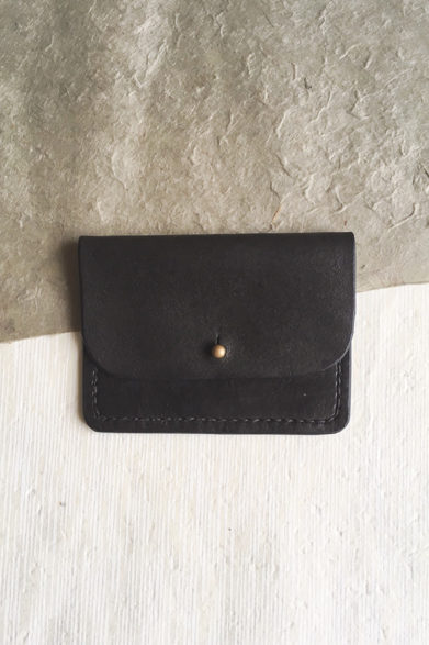 Tan Leather Purse | Purses | Wallet Coin Card Holder | Sustainable Fashion